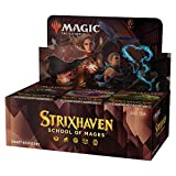Magic The Gathering Strixhaven: School of Mages - Draft Booster Display mit 36 Umschlägen (ENG)
