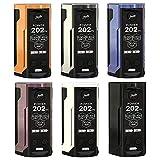 Wismec Reuleaux RX GEN3 Dual 230W TC Mod Nikotinfrei Farbe Silber