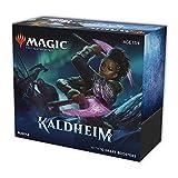 Magic The Gathering C76070000 Magic: The Gathering Kaldheim Bundle 10 Draft-Booster & Zubehör - Englische Version