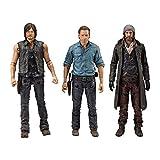 Walking Dead 13197 TV Allies Deluxe Actionfiguren-Set, Mehrfarbig