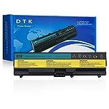 DTK® Ultra Hochleistung Notebook Laptop Batterie Li-ion Akku für Lenovo Ibm Thinkpad Sl410 Sl410k Sl510 T410 T410i T420 T510 T510i T520 E40 E50 E420 E520 Series laptop Battery, Thinkpad W510 W520 notebook battery