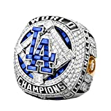 GYAM Ring Meisterschaftsring 2020 Dodgers Nr. 5 Spieler Seager Baseball World Series Meisterschaftsring,8