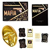 Detektiv-Rollenspiel Brettspiel Mafia Luxury (Sprache: Russisch) ab 16