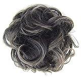 HXTXB 1 stück Synthetisches Brothaar lockig unordentlicher elastischer Zöpfe Elegantes Haar Haare Frauen und Kinder Headwear (Color : 53)