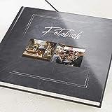 sendmoments Fotobuch zum Selbstgestalten, Tafel, personalisiert mit eigenem Bild, quadratisches Format, 32 leere weiße Seiten oder mehr