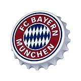 FCB - Flaschenöffner / Öffner für Kronkorken und Schraubverschluss - FC Bayern München