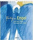 Engel 2022 - Postkartenkalender: Andreas Felger Kunstk
