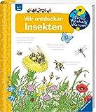 Wieso? Weshalb? Warum? Wir entdecken Insekten (Band 39) (Wieso? Weshalb? Warum?, 39)