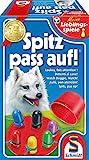 Schmidt Spiele 40531 Spitz Pass auf, Kinderspiel, Meine Lieblingsspiele, b