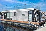 Jochen Schweizer Geschenkgutschein: Hausboot mieten Ostseebad Boltenhagen (7 Nächte)