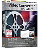 Video Converter Ultimate - 3 USER Lizenz - Videos konvertieren, bearbeiten, drehen für Windows 10, 8.1, 7