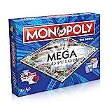 Winning Moves Monopoly Mega 2nd Edition Gesellschaftsspiel Brettspiel Spiel Auflage 2020