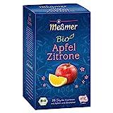 Meßmer Bio Apfel Zitrone Tee Früchtetee frisch harmonisch