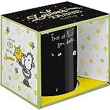 Sheepworld 47061 Zaubertasse Geht die Sonne auf, Porzellan, 35 cl, Geschenkbox