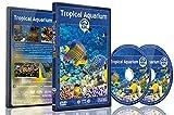 Aquarium DVD - 2 DVD Set Tropisches Aquarium XXL - 2 Stunden mit bunten Korallen und F