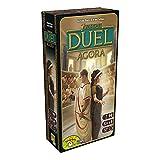 Asmodee 7 Wonders Duel - Agora, Erweiterung, Kennerspiel, Strategiespiel, D