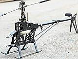 CHENJUAN RC Fern 6CH 3D 450 SE V2 Hubschrauber zum Align Trex Heli Ersatzteile