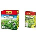 WOLF-Garten - Trocken-Rasen Premium L-TP 50, rot & Rasen-Starter-Dünger LH 50; 3833020