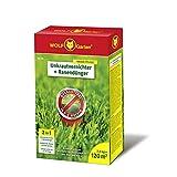 WOLF-Garten - 2-in-1: Unkrautvernichter plus Rasendünger SQ 120; 3840720