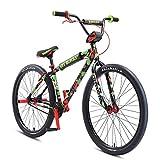 SE Bikes DBlocks Big Ripper 29 2021 BMX Cruiser Rad - 29 Zoll | Green/Red | rot/grün | 23.6'