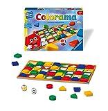 Ravensburger 24921 - Colorama - Zuordnungsspiel für die Kleinen - Spiel für Kinder ab 3 bis 6 Jahren, Spielend Neues Lernen für 1-6 Spieler