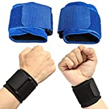 CHUKESM Handgelenkbandage, verstellbar, für Männer und Frauen, für Fitnessstudio, Wrestle, professioneller Schutz, Handgelenkstütze