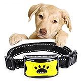LPWCAWL Anti Dog Barking Device,Sicheres Und Humanes Stoppen des Bellens Mit Sound & Vibration,Erziehungshalsband Hund Rinde Abschreckung