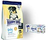 Happy Dog Young Supreme Baby Grainfree 2 x 10 kg = 20 kg Welpenbox Gratis