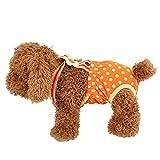 WNSC Hund Menstruation Hund Physiologisch 6Größen Hund Sanitärhose, Hygienehose, für Hund Hündin(#5)
