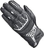 Held Motorradhandschuhe lang Motorrad Handschuh Kakuda Handschuh schwarz/weiß 7, Herren, Sportler, Ganzjährig, Leder