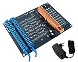 Kalea Informatique Testplatte für Grafikkarte, Dual Schnittstelle AGP und PCI Exp