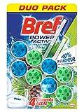 Bref Power Activ 'Pin Duo Bloc' WC-Reiniger, 100 g, je 2 Stueck, 5er Pack