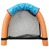 NCONCO Sling Mesh Stuhl für Schwimmbadnudeln schwimmender Pool Nudel Stuhl für Kinder Erwachsene (Poolnudel nicht im Lieferumfang enthalten)