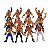 TOYANDONA 1 x WWE-Spielzeug, Kämpfer, Kämpfer, Spielzeugfiguren, für Kinder und Kinder.