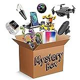 Mystery Electronic Box,Elektronik überraschungsbox Ràñdôm Elektronisch Product von Explosion Box für Drohnen,Smartwatches,Headsets,PC,Etc