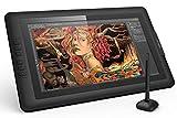 XP-PEN Artist15.6 Grafiktablett, 1080x1920 IPS Pen Display, batteriefreier Stift mit 8192 Drucksensivitä, Gratissoftware zum Zeichnen, geeignet für Onlinekurse oder Webkonferenzen