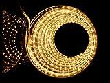 LED Streifen Warmweiß | LED Dimmbar | LED Band Slim | LED Lichtband außen | Wasserdicht nach IP68 | Energiesparend |20