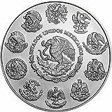 Silbermünze Mexiko Libertad 2020, 1 Unze, Differenzbesteuert nach § 25a UstG