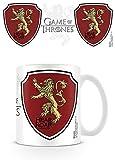 empireposter Game of Thrones - Lannister Wappen - Keramik Tasse - Größe Ø8,5 H9,5