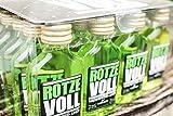 rotzevoll ® Waldmeister Likör auf Wodka Basis 20er Shot Box 15% vol. (20x 0,02l Kurze) rotze voll