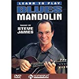 James, Steve: Learn to play Blues Mandolin : DVD-Video