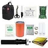 11-in-1 Erste-Hilfe-Set Tasche tragbar Outdoor wasserdicht Erste-Hilfe-Set für Familie oder Reisen Notfall medizinische Behandlung medizinische Ausrüstung Tasche