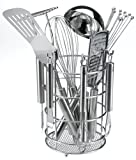WMF Profi Plus 10-teiliges Super Starter Gadget Set mit Drahtkorb