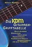 Die KDM Gitarren-Grifftabelle