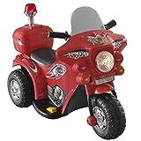 EBTOOLS Motorrad-Spielzeug, 3 – 6 Jahre, Motorrad-Spielzeug, Batterie, 6 V, für Kinder