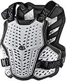 Troy Lee Designs RockFight Protektorenweste Weiß XS/S