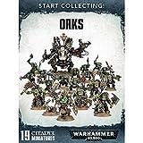 Games Workshop 99120103048Start sammeln Orks M
