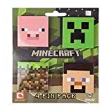 Minecraft Pack 4-polig