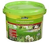 Dehner Unkrautvernichter plus Rasendünger, 8 kg, für ca. 400