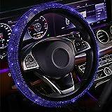 Autoinnenausstattung Lenkradbezug Luxus Bling Bling Strass Diamond Shifter/Handbremse/Schulterschutz